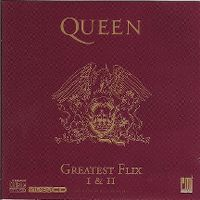 Cover Queen - Greatest Flix I & II [DVD]